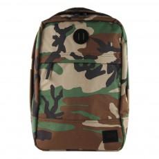 Sac à Dos Woodland Camouflage Beacons 18L Vert kaki