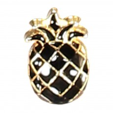 Pins Email Ananas Lachille Noir