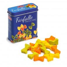 Boîte de pâtes Farfalle Multicolore