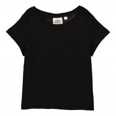 T-Shirt Cropped Had Noir