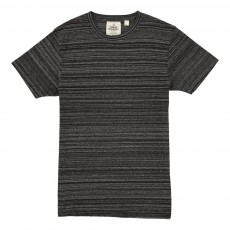 T-Shirt Rayé Standard Gris foncé