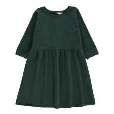 Robe Molleton Emerald Vert sapin
