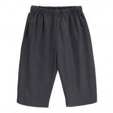 Pantalon Bertie Bleu marine