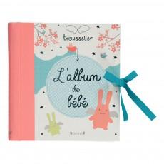 """Livre de naissance Trousselier """"L'album de bébé"""" Multicolore"""