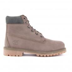 Boots Suède 6In Premium Taupe