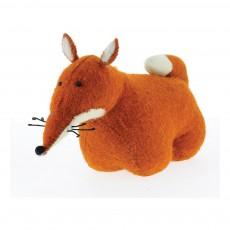 Serre-livres renard Orange