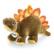 Stégosaure Siggi 30 cm Brun