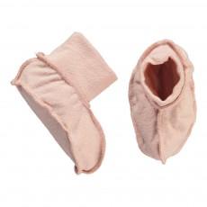 Chaussons Chaussettes Biel Rose pâle