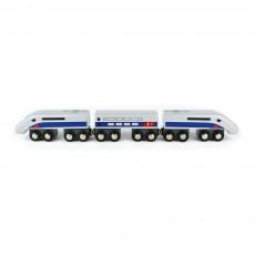 TGV français Gris