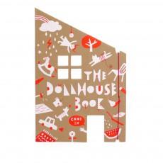 Livre à colorier maison de poupées Multicolore