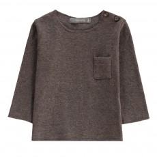 T-Shirt Poche Oriol Gris