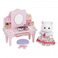 Table de maquillage Multicolore