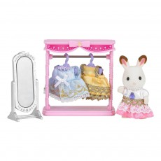Dressing et figurine Multicolore