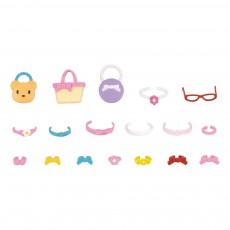 Set accessoires de mode Multicolore