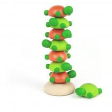 Jeu en bois Challenge tortue Multicolore