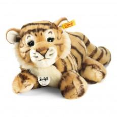 Bébé tigre-pantin Radjah 28 cm Beige