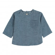 Kurta Poche Bleu jean