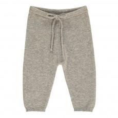 Pantalon Cachemire Joe Gris