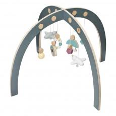 Arche d'éveil en bois Multicolore