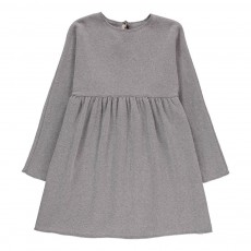 Robe Maille Gris