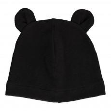 Bonnet Ourson Noir