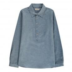 Chemise Coton Bleu jean