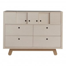 Commode Peekaboo 120x50 cm Naturel