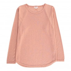 T-Shirt Lin Emma Rose chiné