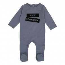 "Pyjama ""New Generation"" Maxou Bleu"