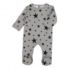 Pyjama Etoiles Maxou Gris chiné