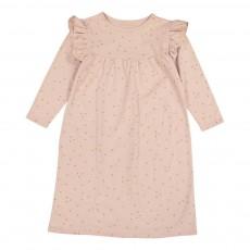 Chemise De Nuit Cœurs Rose pâle