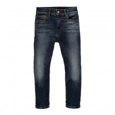 Jean Ewan Vintage blue denim