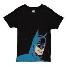 T-Shirt Oversize Batman Batan Noir