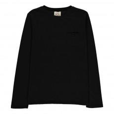 T-Shirt Poche Hunter Noir
