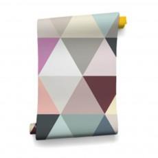 Papier-peint Mosaic Soft 182x280 cm - 2 lés