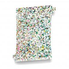 Papier-peint Stardust 364x280 cm - 4 lés Multicolore
