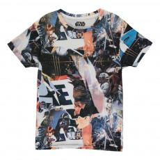 T-Shirt Star Wars Distar Multicolore