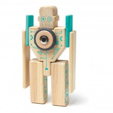 Robot à construire Magbot Multicolore