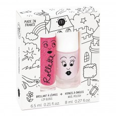 Duo rollette et vernis fairytales Multicolore