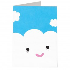 Carte Cloud Blanc