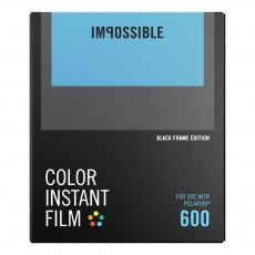 Color Film for 600 avec bords noir
