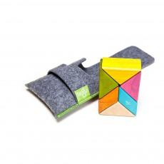 Pochette Prism de 6 pièces magnétiques Multicolore