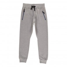 Jogger Bread N Butter Gris chiné
