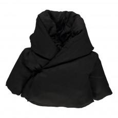 Manteau Capuche Lina Noir