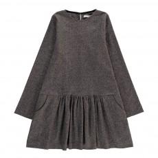Robe Tweed Moira Noir