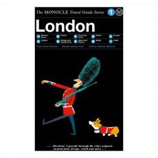 Guide de voyage Londres Multicolore