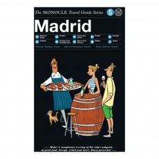 Guide de voyage Madrid Multicolore
