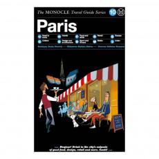 Guide de voyage Paris Multicolore