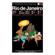 Guide de voyage Rio de Janeiro Multicolore