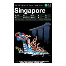 Guide de voyage Singapour Multicolore